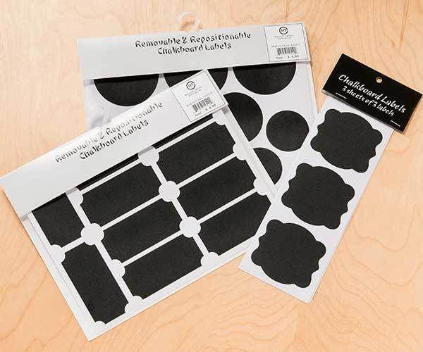 Chalk Labels/Stickers