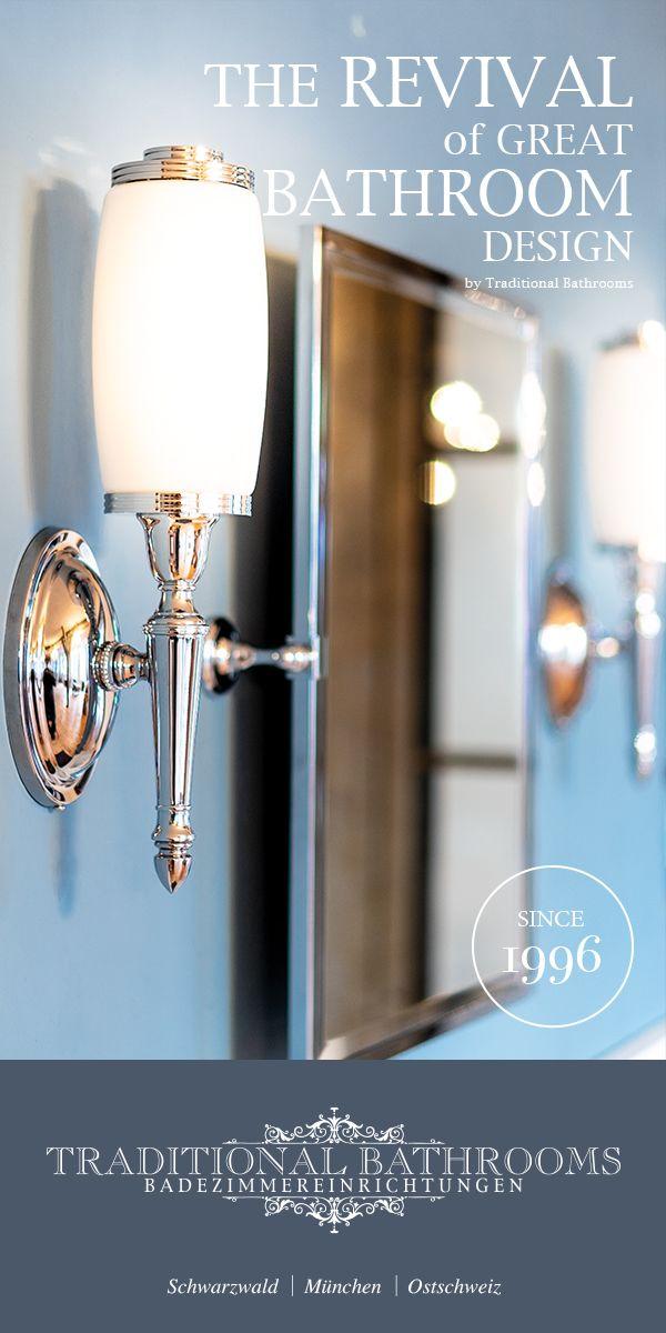 Badezimmer Leuchten Badezimmer Traditionelle Bader Beleuchtung