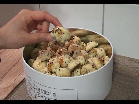 Pastane Kurabiyesi Tarifi (Mahlepli) - Mutfak Sırları - YouTube