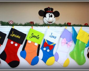 Olaf Snowman inspired Christmas stocking by ThePolkaDotLollipop