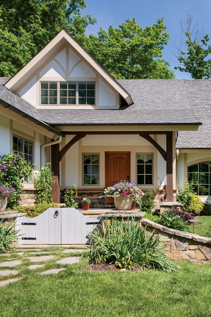 The 5 Hottest Architectural Styles for Timber Homes | Gambrel style, Timber  house, Architecture