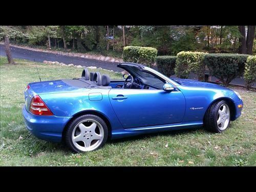 2001 mercedes benz slk roadster for sale 22 2001 for Mercedes benz slk roadster for sale