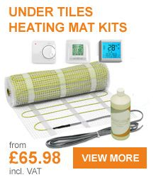 Underfloor heating is a type of central heating which uses heat radiant and conduction heat for interior climate-control. It can be utilized with concrete and wooden floors and with all types of flooring -- electric underfloor heating --- http://www.warmfloor24.co.uk/