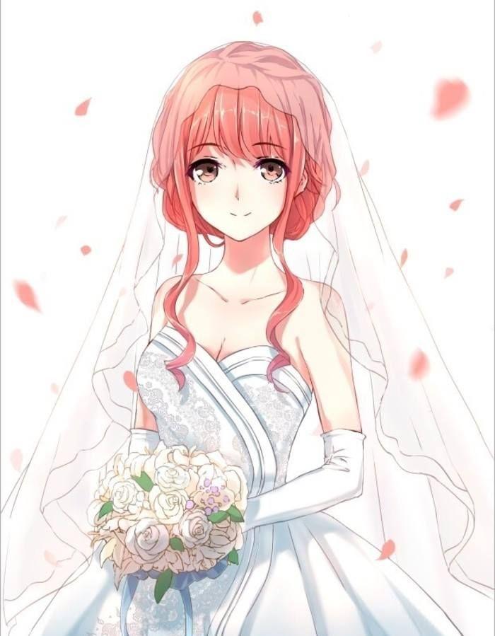 anime wedding ideas
