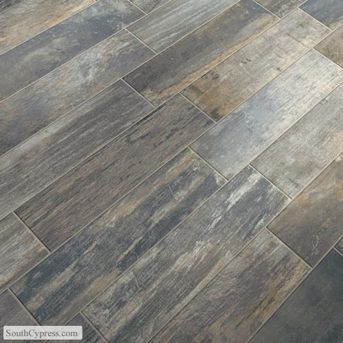 vintage woodlands night featured on the minimal grout wood look tile page from south cypress