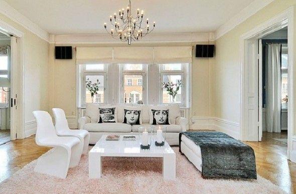 Classic Interior Decor Apartment-living