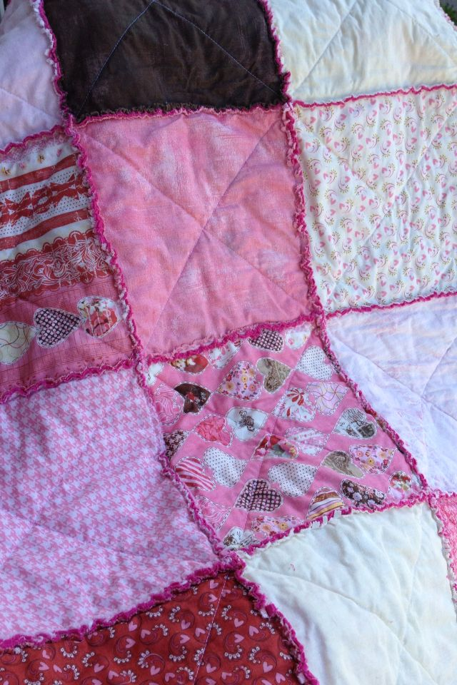Layer Cake Quilt As You Go : 17 Best images about quilt as you go on Pinterest Denim ...