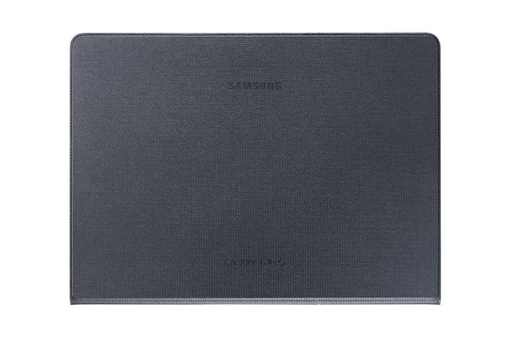 """Samsung Simple Cover For Galaxy Tab S 10.5"""" Charcoal Black EF-DT800BBEGUJ"""