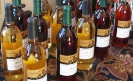 Cauble Creek Vineyard is North Carolina's 100th vineyard. It's located in Salisbury and specializes in muscadine wines.