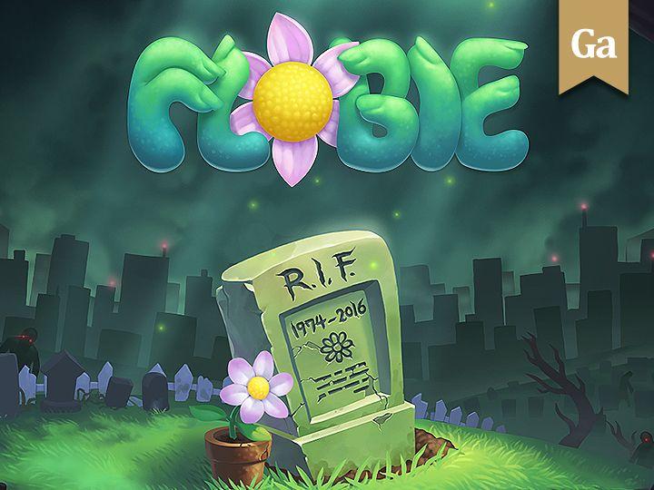 "查看此 @Behance 项目:""Flobie - game UI""https://www.behance.net/gallery/37280885/Flobie-game-UI"