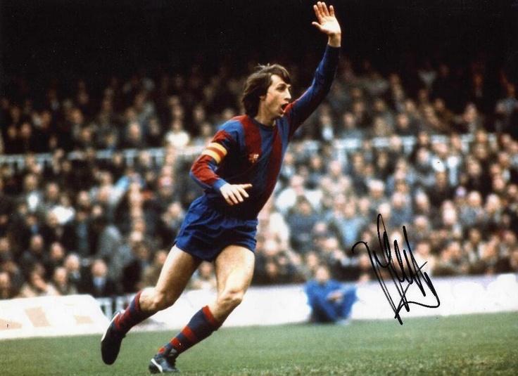 Johan Cruiff a legend !