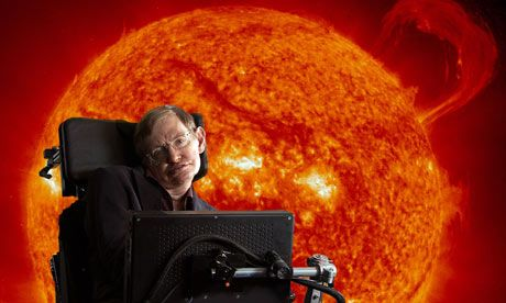 Stephen Hawking: 'There is no heaven; it's a fairy story'