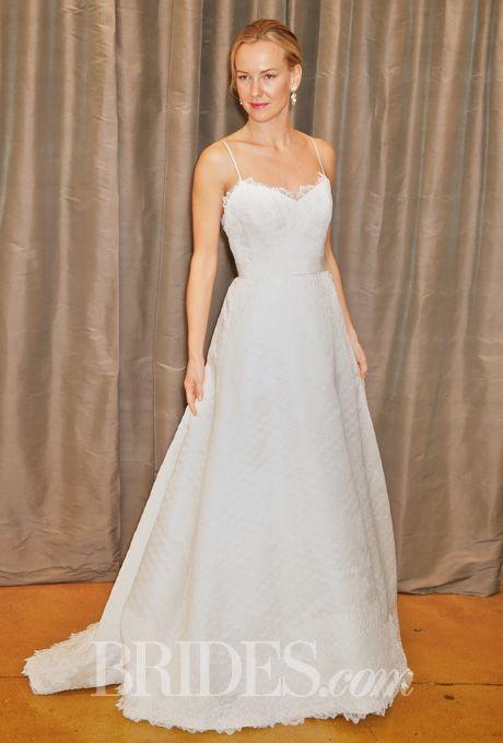 Judd Waddell Wedding Dresses Spring 2015 Bridal Runway Shows Brides.com | Wedding Dresses Style | Brides.com