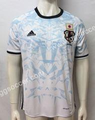 2016-17 Japan Away White Thailand Soccer Jersey