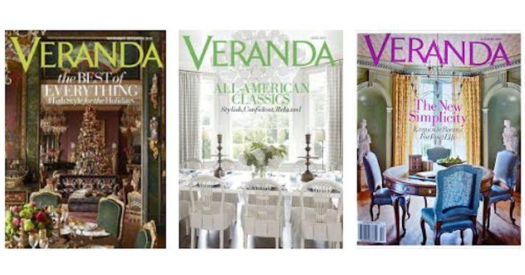 Best 25 veranda magazine ideas on pinterest the veranda for Free interior design magazine subscriptions
