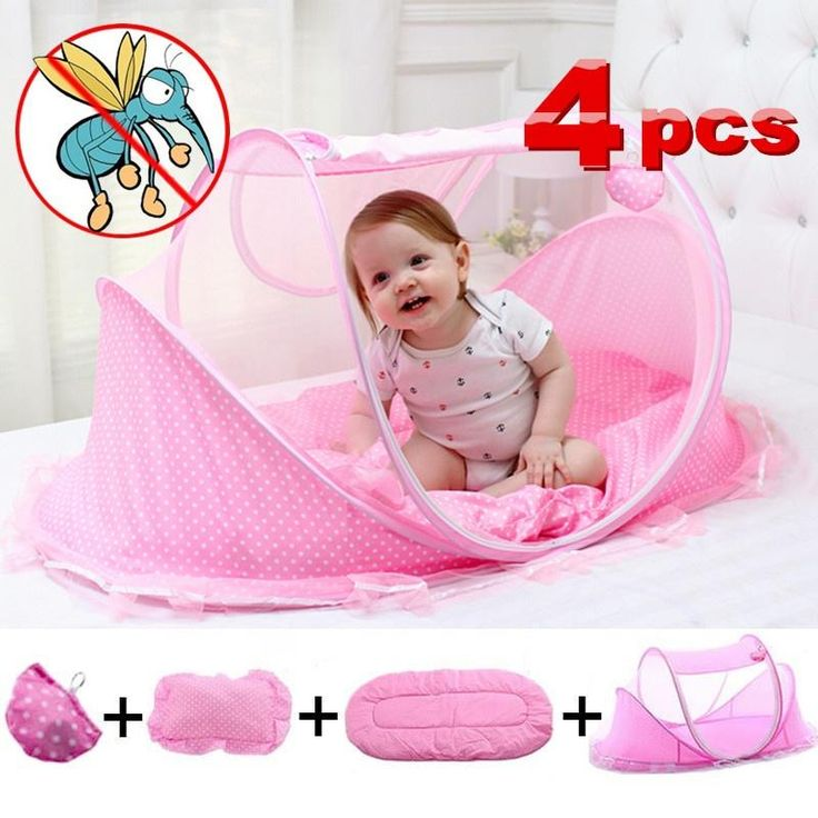 Spring Summer 0-3 Years Baby Bed Tent Crib Mattress Portable Foldable Mosquito Net Newborn  sc 1 st  Pinterest & Best 25+ Portable mattress ideas on Pinterest | Kids car bed ...
