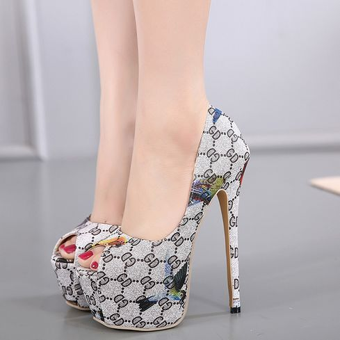 New Arrival High Heels Shoes(Size:35-40)_peep-toe shoes_WHOLESALE SHOES_Wholesale clothing, Wholesale Clothes Online From China