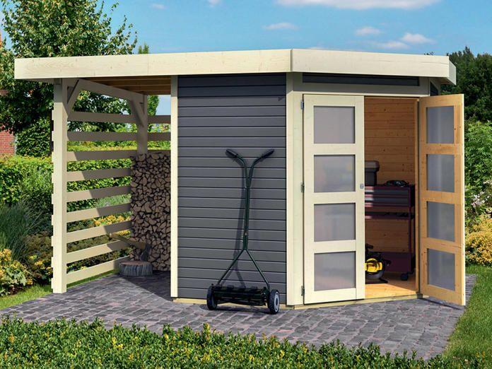 Gartenhaus Kauftipps Aufbau Und Baugenehmigung Gartenhaus Gartenhaus Rund Haus