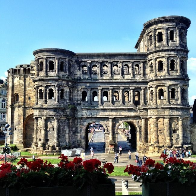 The second most important Roman site in Trier is the Imperial Baths. The Romans were geniuses when it came to water and they created a compl...