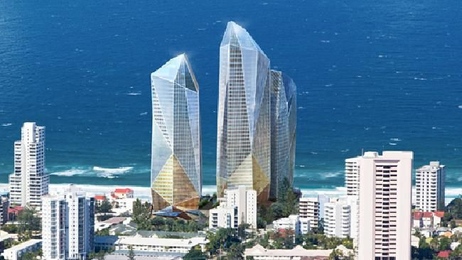 500 Apartments 171 Room Hotel Luxury Retail  http://offtheplan.com.au/apartments/jewel-development-goal-coast/