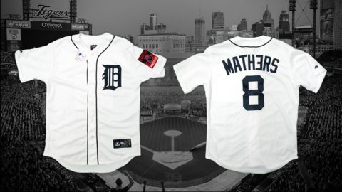 EMINEM - NOW AVAILABLE: Eminem X Detroit Tigers Official Merch UGG Jersey sold out - WANT IT!!!!