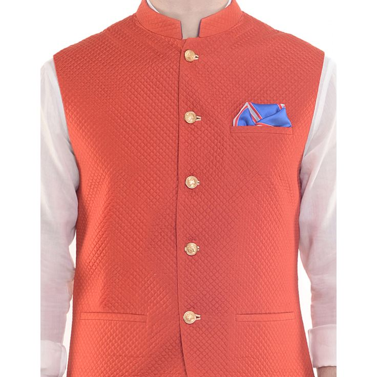 Quilted Jawahar Jacket
