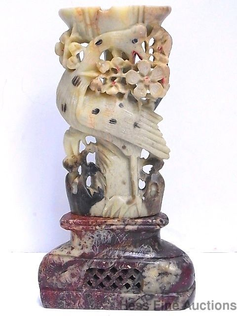 Soapstone statue and chinese on pinterest