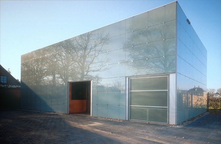 Kraaijvanger 367 Glass Projects 367 Small Houses Glass Houses Prefab