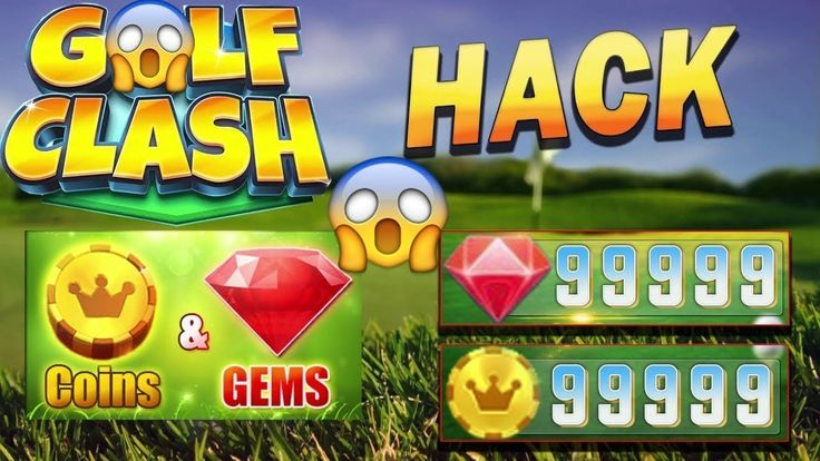 Golf clash hack 2019 unlimited free gems coins working