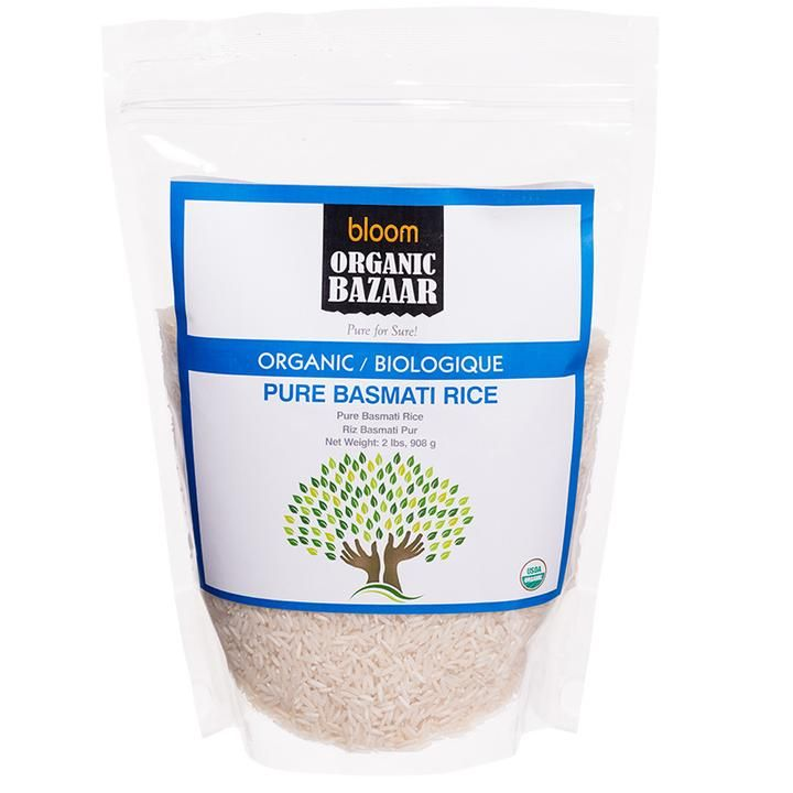 Purchase On-line Pure Natural Flour and Rice In ON   On-line Natural Grocery Retailer In Ontario