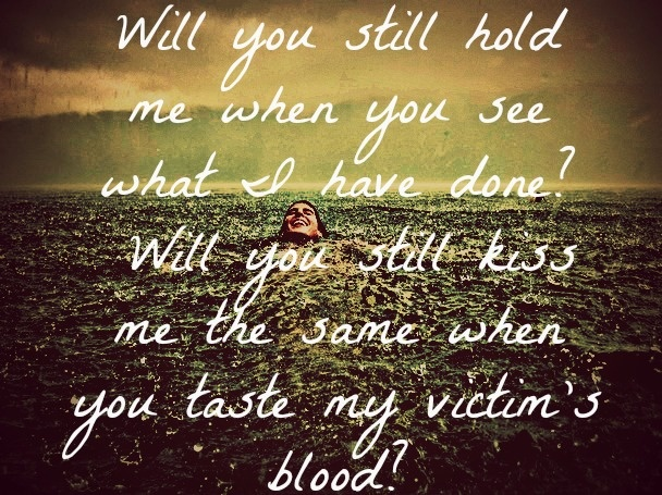 The Crimson by Atreyu <3 Love that song....