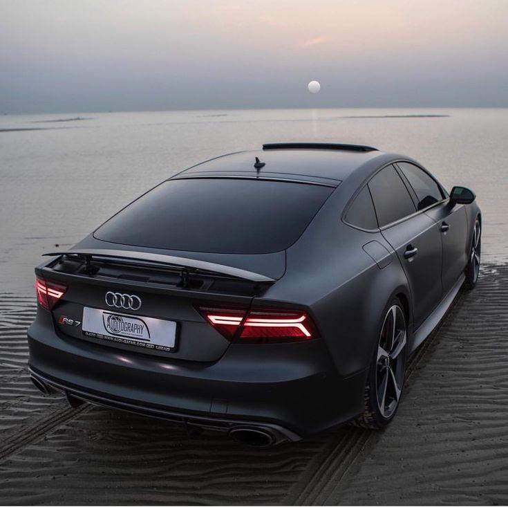 Audi A7 2020 Black Edition: Audi, Araba, Arabalar