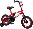 Tauki Kid Bike BMX Bike for Boys and Girls, 12 Inch, 16 Inch, 95% assembled,4
