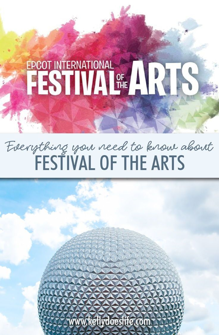 Guide To Epcot S International Festival Of The Arts Just After The Holiday Season Ends At Disney World Parks Disney World Planning Walt Disney World Vacations