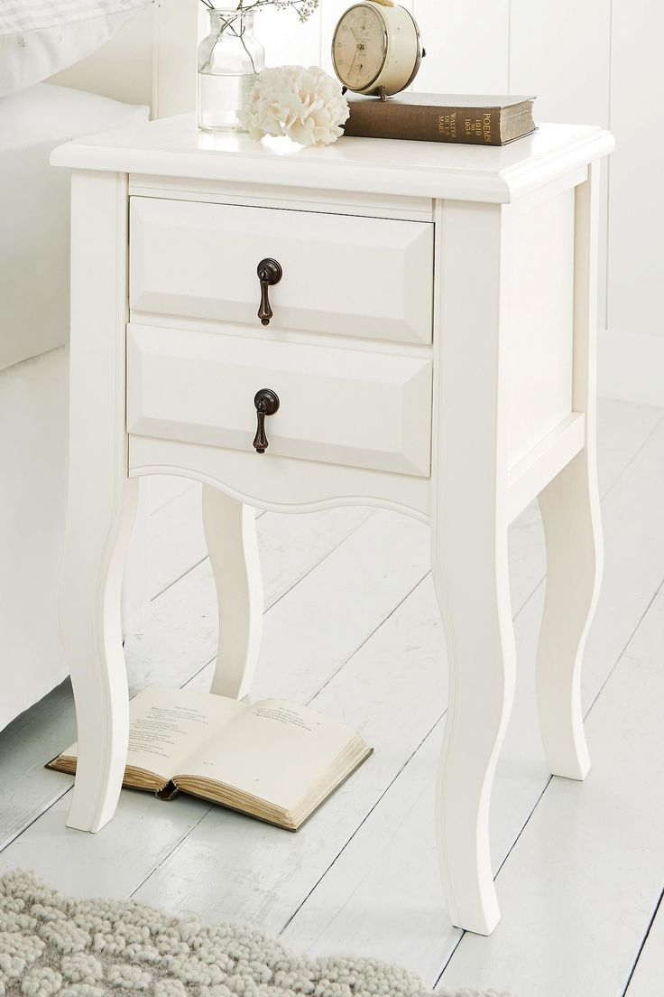Isabella® tall bedside table