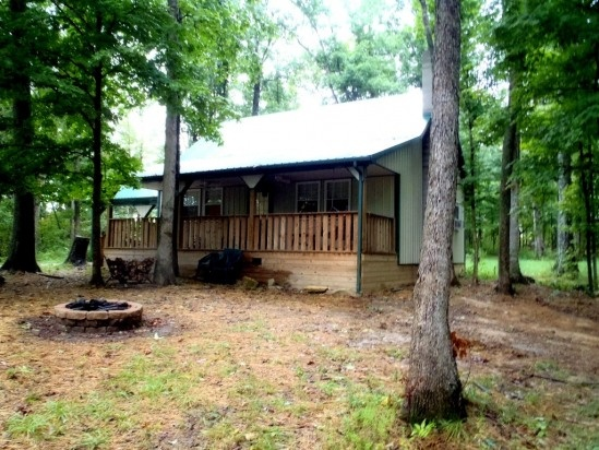Adams county cabin rental home away from home travel for Home away from home cabins