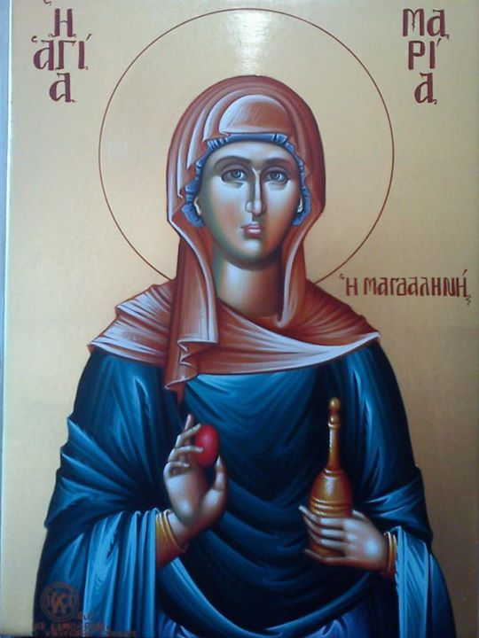 St. Mary Magdalene - July 22