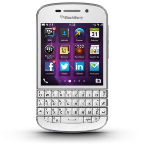 notebooksbilliger Blackberry Q10 weiß EU [QWERTY, LTE, 7.9cm 3.10 Zoll Amoled-Display, DualCore, 1,5GHZ, BlackBerry 10.2 OS]%#Quickberater%