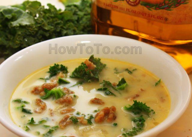 Olive garden Tuscan soup: Soup Olive, Olive Garden Recipes, Olive Gardens, Soups Chilis, Soup Recipes, Recipes Bread Soups, Olive Garden S, Toscana Soup