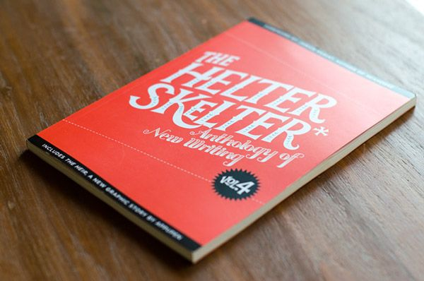 Anthology of New Writing Vol.4 | Helter Skelter on Behance by Mira Malhotra