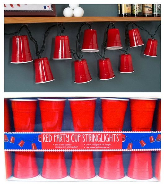 1000+ ideas about Red Solo Cup on Pinterest Adult party favors, Party favors and Tacky christmas