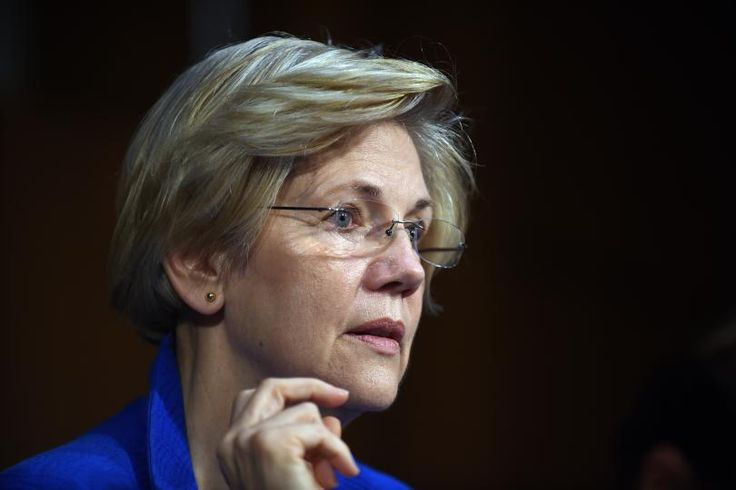 Election 2016: Elizabeth Warren Defends Bernie Sanders From Goldman Sachs Criticism #FeelTheBern #WeAreBernie #Election2016