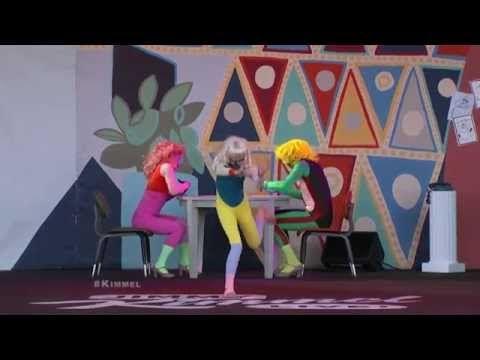 ▶ Sia - Chandelier (Live on Jimmy Kimmel 2014) - YouTube