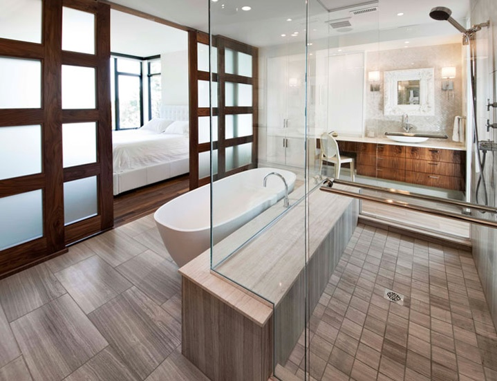 Gallery For Photographers modern ensuite bath