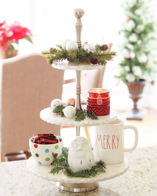 Kitchen Decorating Ideas Christmas: 1033 Best Christmas Decor Images On Pinterest