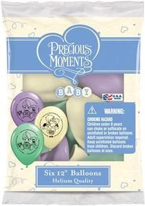 Precious Moments Baby Shower Decorations | Baby Shower Balloons