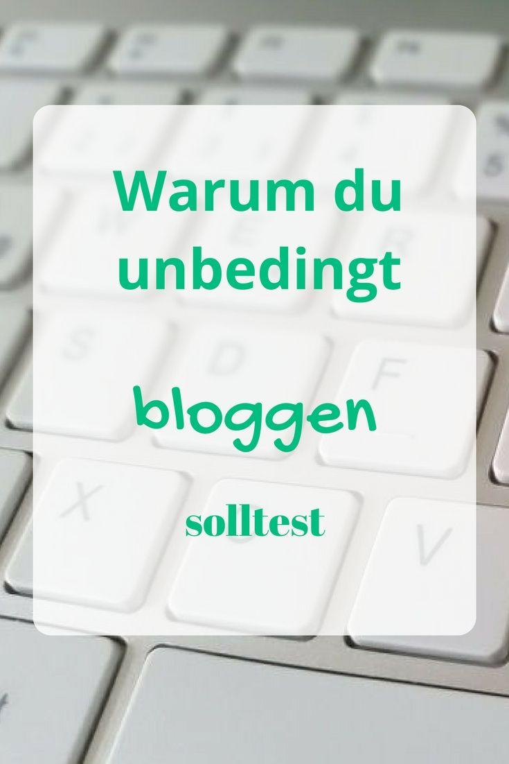 """Ein Blog ist mehr als nur ein """"Tagebuch"""". Du kannst Bloggen für dein Online-Marketing einsetzen. 5 Gründe, warum du noch heute damit anfangen solltest."""