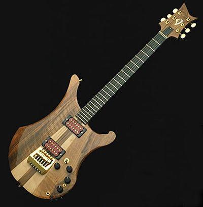 Stanley Jordan Guitar. Vigier Arpege