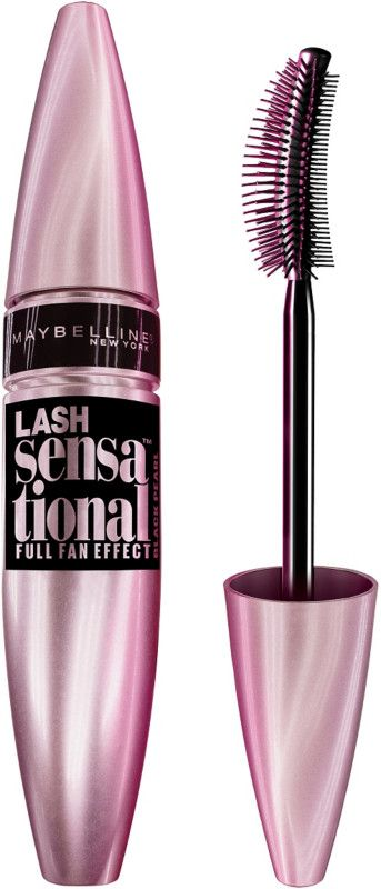 Maybelline Lash Sensational Mascara Ulta or Walmart. Blackest black. Not waterproof