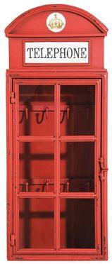 Key Cabinet London Telephone